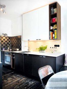 Platsbyggt kök Midsommarkransen
